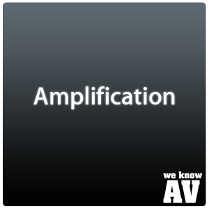 Amplification Image
