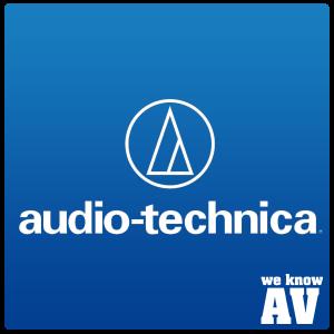 Audio Technica Logo Image
