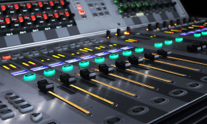 We Know AV - Soundcraft Vi4 Image