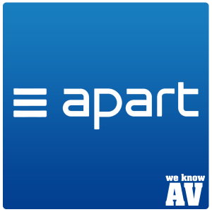 Apart Audio - We Know AV