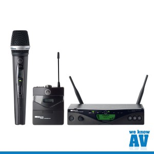 AKG WMS470 Wireless Microphone System Image