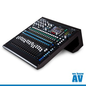 Allen & Heath QU16 Rack Mount Mixer Image