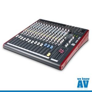 Allen-&-Heath-Zed 16 FX USB Mixer-Image