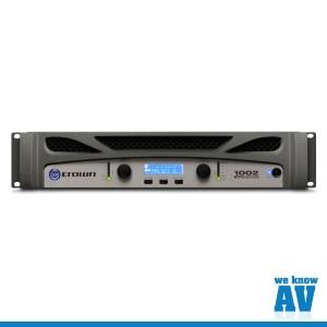 Crown XTi1002 Amplifier Image