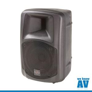 DAS-DR508A- Powered Loudspeaker-Image