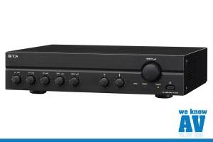 TOA A-2000 Mixer Amplifier Series
