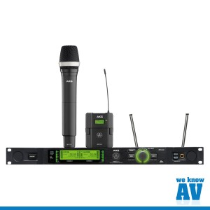 AKG DMS800 Wireless Microphone Series System Image