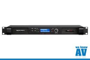 Lab Gruppen IPD Amplifier Series