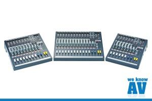 Soundcraft EPM Series Mixing Desk Image