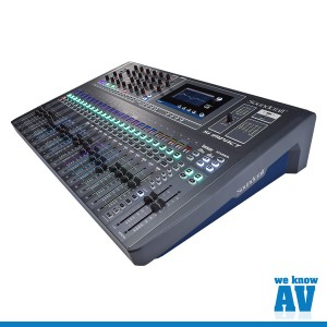 Soundcraft Si Impact Series Mixer Image