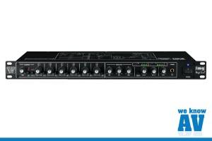 Stageline MMX-602 Mic Line Mixer Image