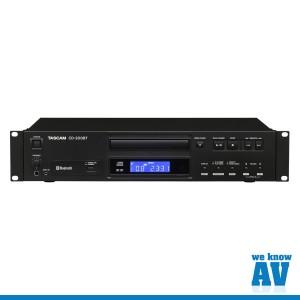 Tascam CD200BT CD Player Image
