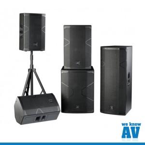 DAS Vantec Loudspeaker Series Image