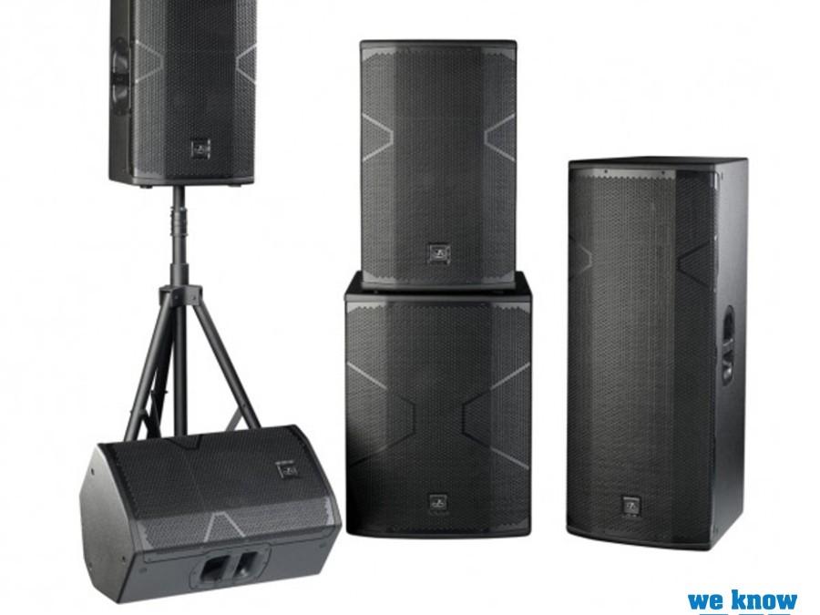 DAS Audio VANTEC Loudspeaker Series is Shipping