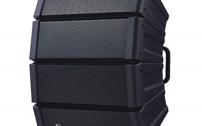 TOA HX-7 / HX-5 Variable Array Speaker System – Now Available