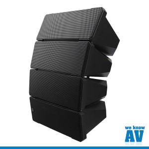 TOA HX-7 Variable Dispersion Array Speaker Image