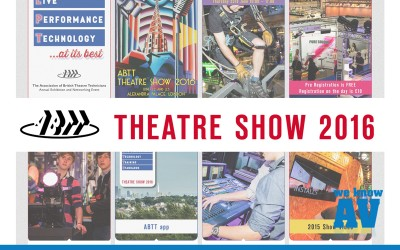 ABTT Theatre Show 2016