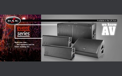 DAS Event Line Array Series – Available
