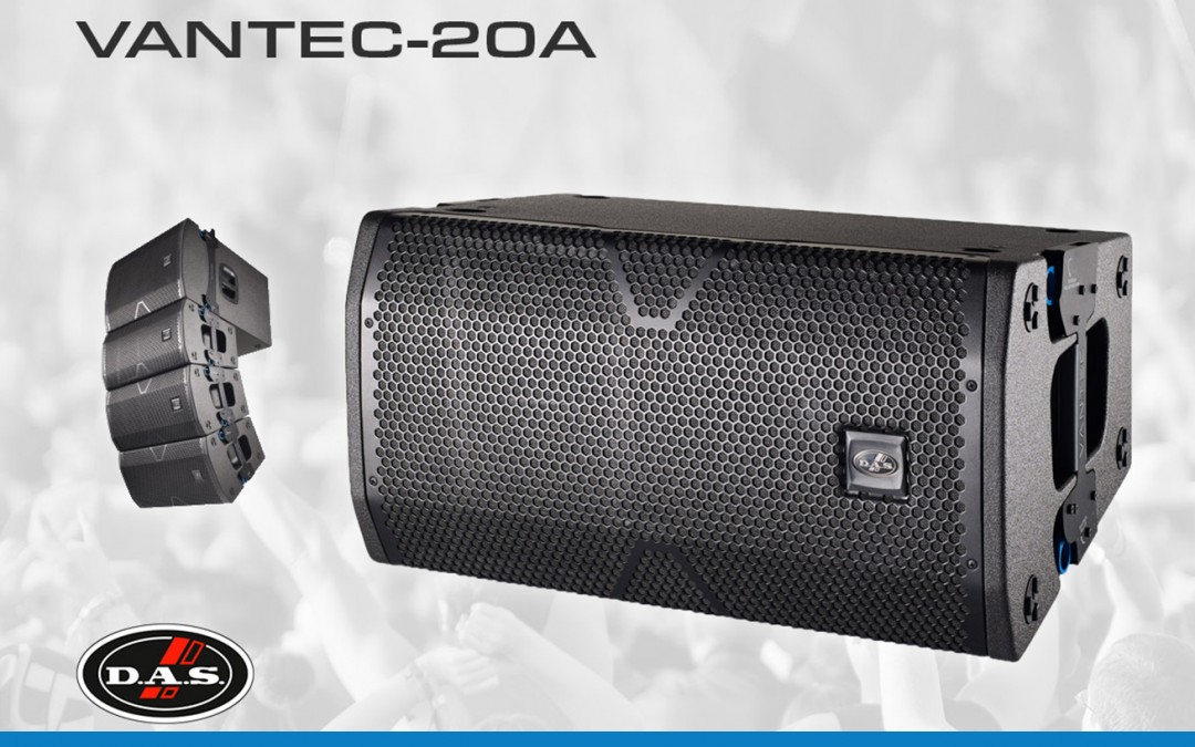 DAS VANTEC-20A Line Array – Available