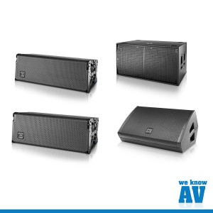 Das Event Line Array Series