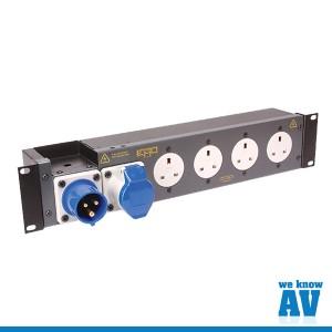 EMO C-Series AC Power Dis System Image