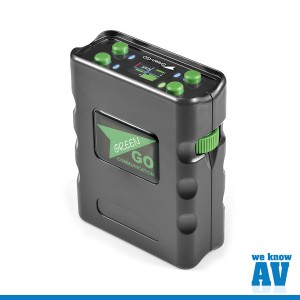 Green Go GGO-WPBX Wireless Beltpack Image