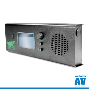 Green Go Wall Speaker Station Image