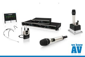 Sennheiser Speechline Wireless Microphone Conferencing System Image