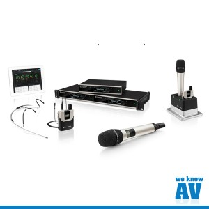 Sennheiser Speechline Wireless Microphone Conferencing System Sq Image