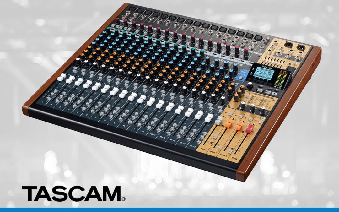 Tascam Model 24 – Now Shipping