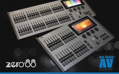 New Eaton Zero88 FLX S Lighting Desks at PLASA 2017